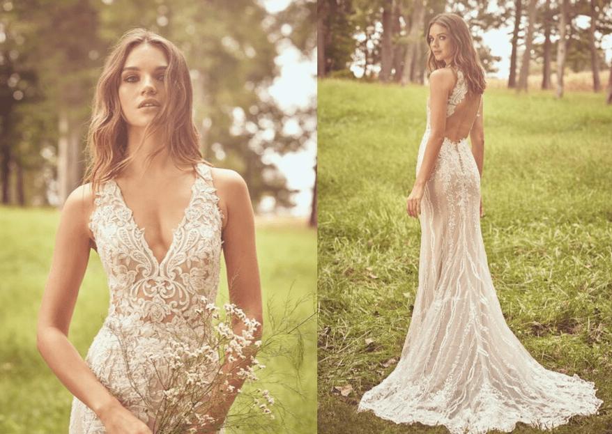 Bride to be en quête de VOTRE robe, découvrez sans plus attendre la collection Lillian West automne-hiver 2019
